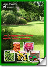 Gardening Resources Catalogue